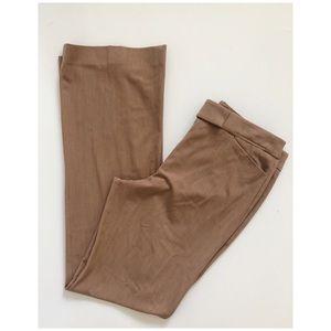 White House Black Market Slim Flare Dress Pants 8L